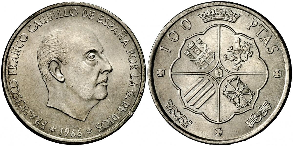100 pesetas año 69 . Estado Español . estrella trucada?? - Página 2 23qywsg