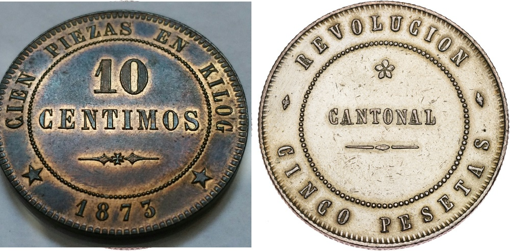 10 CÉNTIMOS 1873  ¿REPÚBLICA DE LOS VALLS DE ANDORRA? 24bjiwl