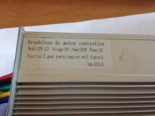 Controlador zpk-lcd no funciona 24uzx8x