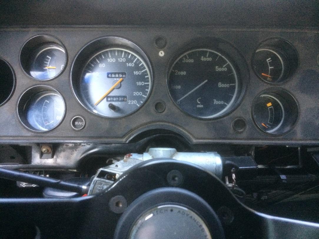 Håcke - Ford Capri Turbo Bromsad 502,2whp 669,9wnm 25q54pz