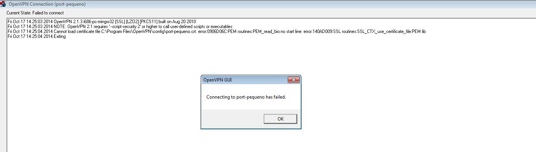 Criação de VPN a partir de um software 25qx4r4