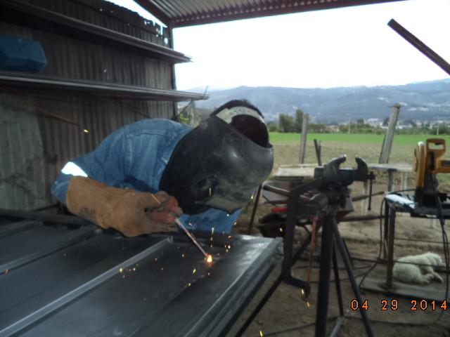 Trabajo de ornamentación metálica   281ajo8