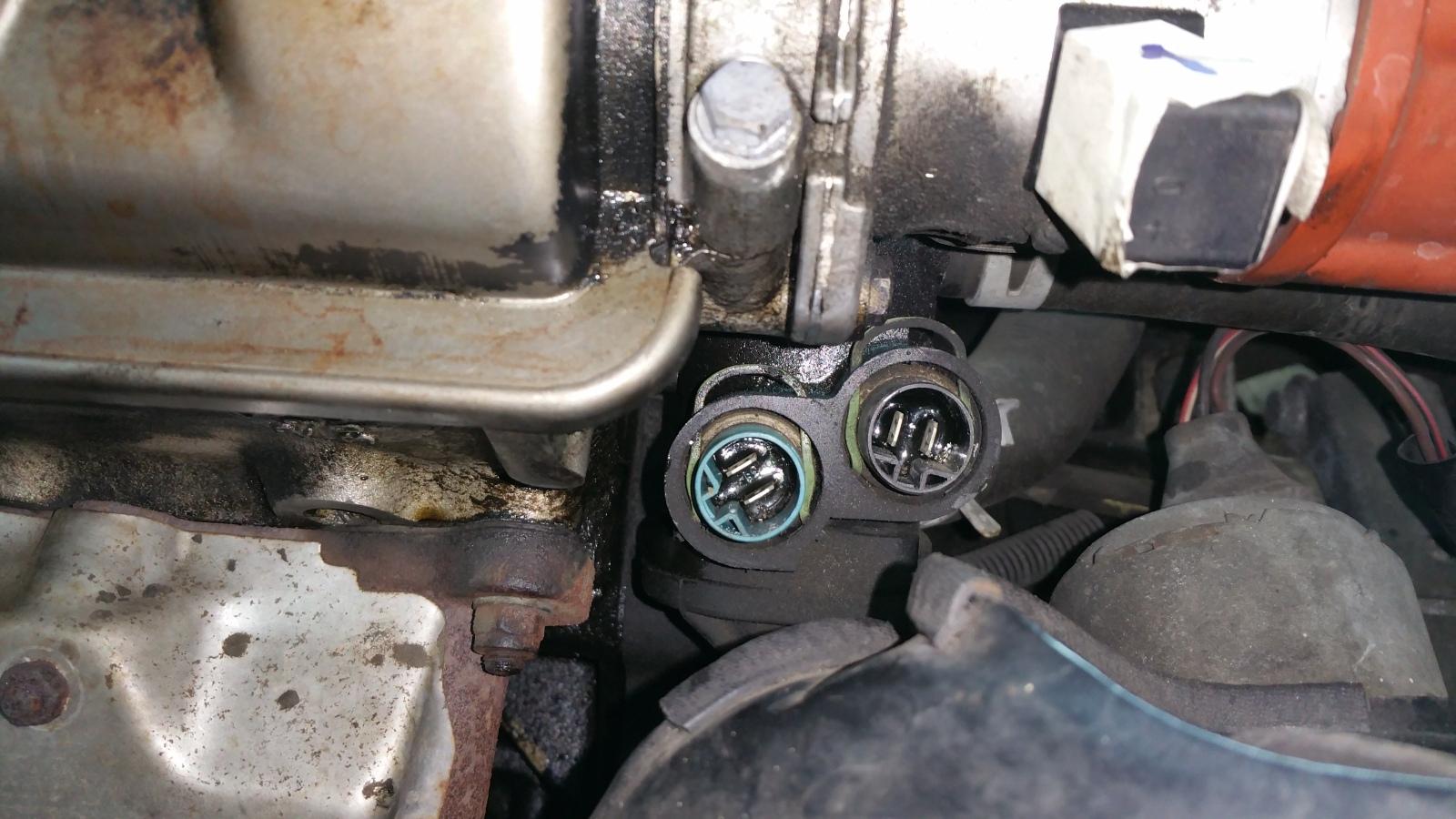 Duda cambio motor Gk 286xv03
