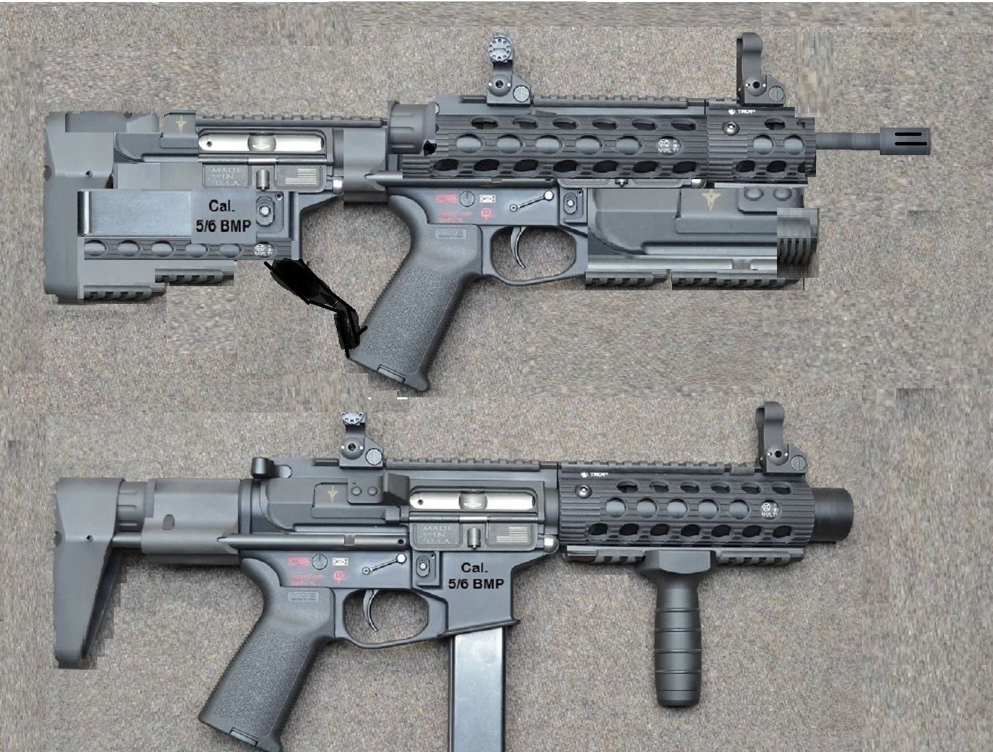 New PDW concept 28bb50n