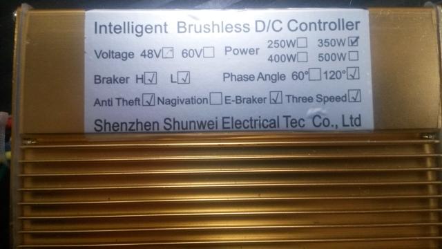 Necesito ayuda con los conectores de este controlador chino 28khl4p