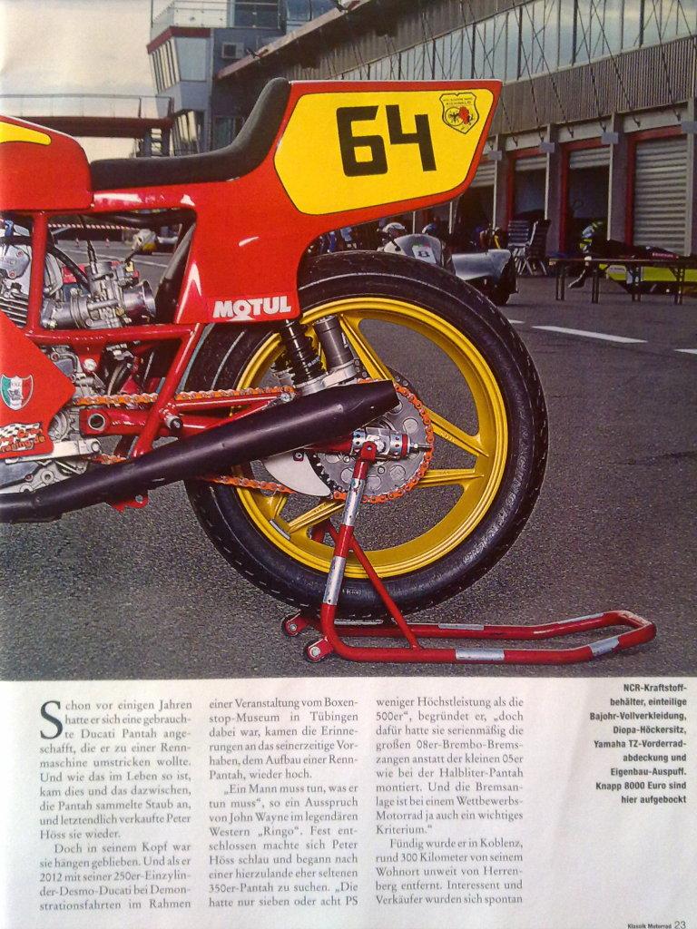 Revista Motociclismo Clasico 28recle