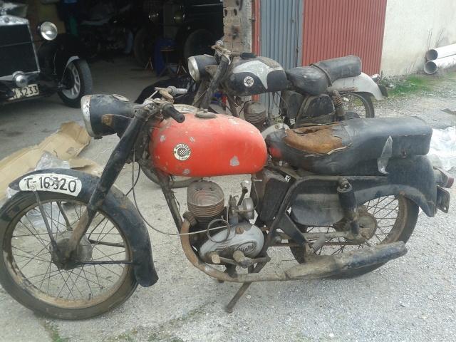 Motos raras, nuevas incorporaciones 295to34