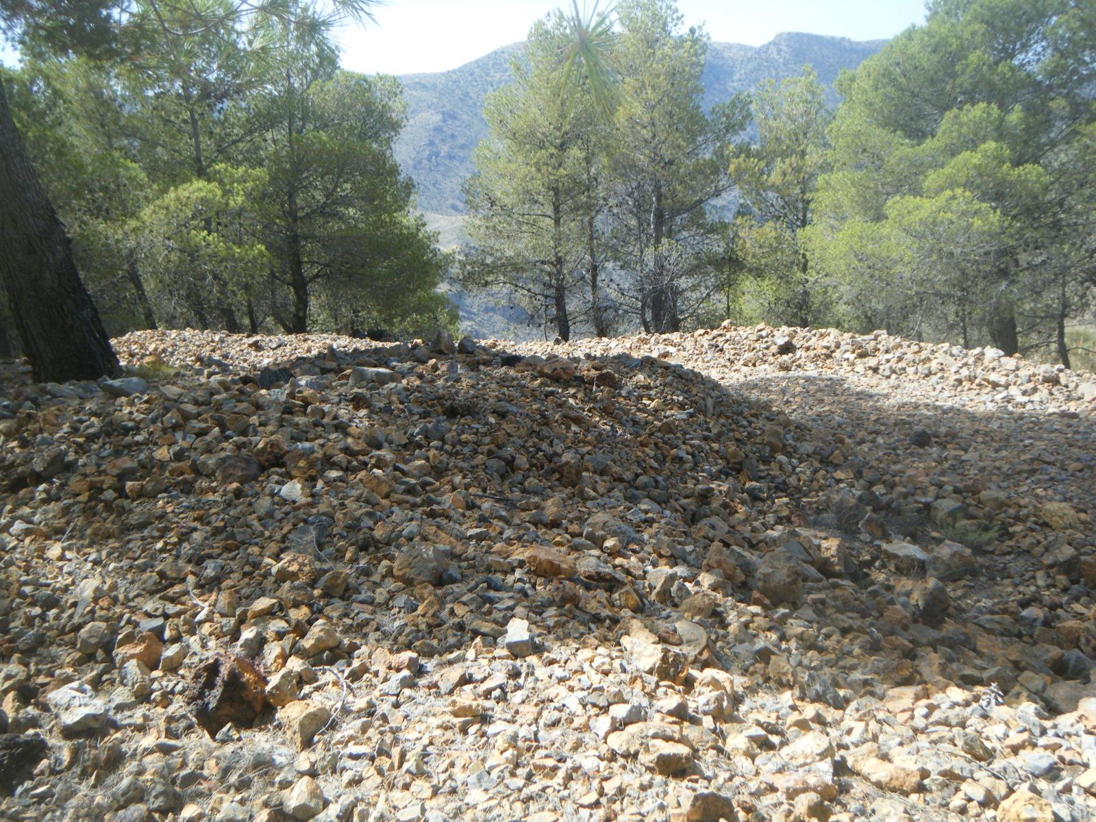 ¿ Mina Ora pró novis? Cerro Quintana, Canjáyar, Almeria, Andalucia, España 296dx6f
