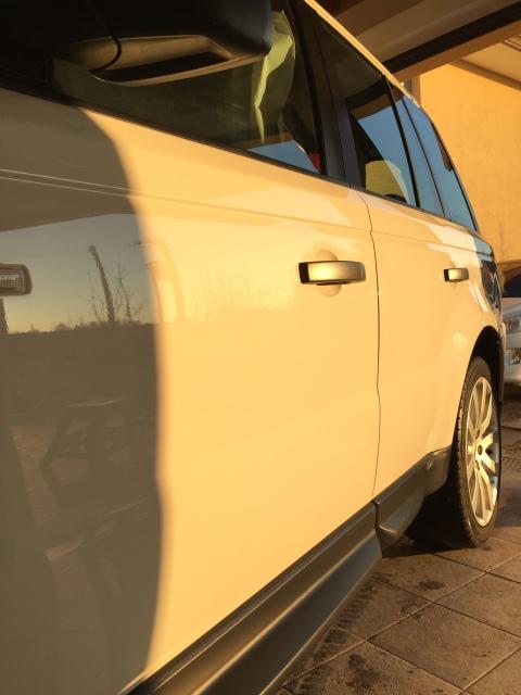 A&D detailing Range Rover Sport 29b1z74