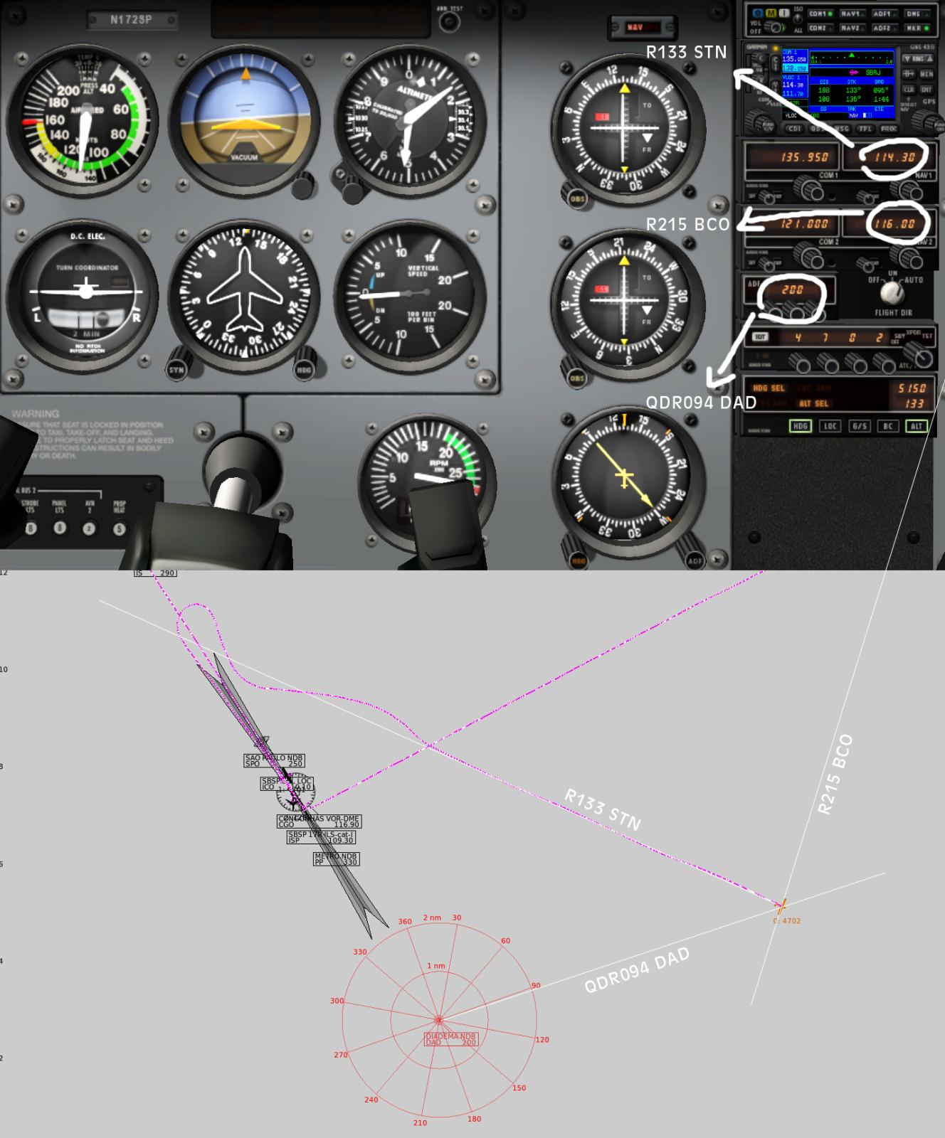 Ajuda com saída IFR, interpretação de cartas e aerovias! 2a95poh