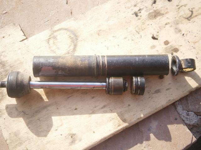 Intento de reparación amortiguadores Cobra MC 2ahhyj7
