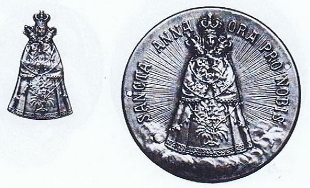 S. Ana de Bottelare / Sagrada Familia (R.M. SXVII-O518) 2celm40
