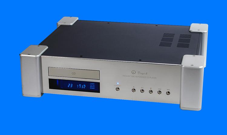 Reproductor cd con válvulas 2chvq5k