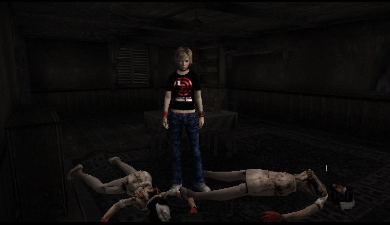 Heather Mason (SH3) remplaza a todos los Leon - PACK COMPLETÍSIMO 2drt0us