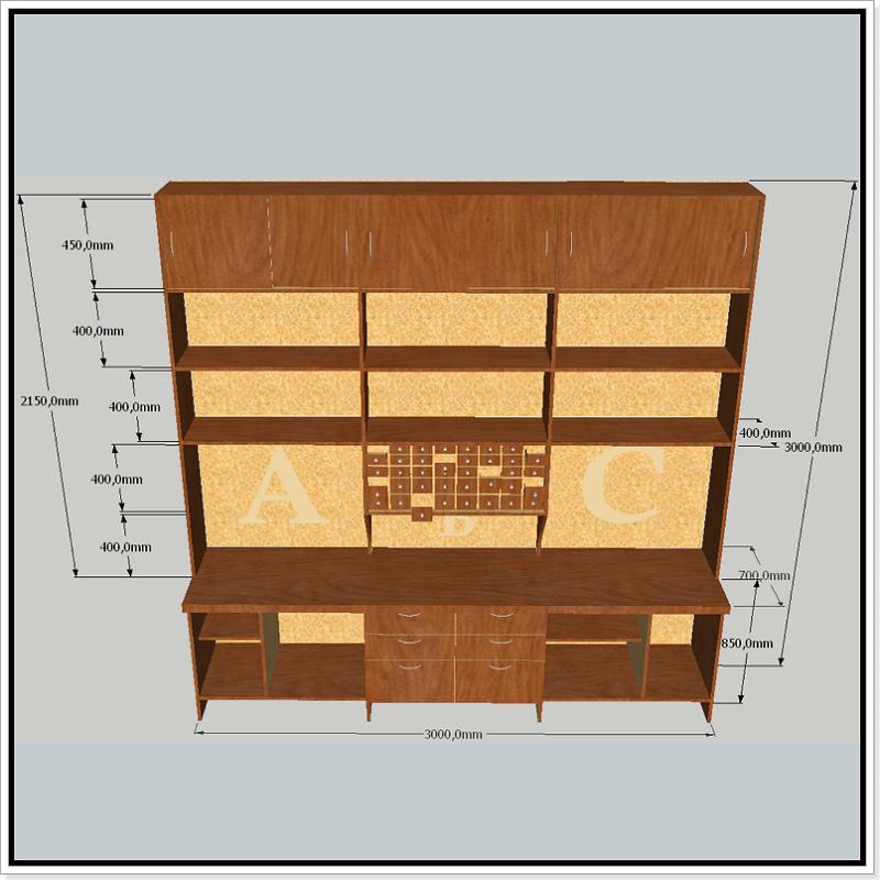 Consulta: busco ideas para hacer estanterías metal 2e49puq