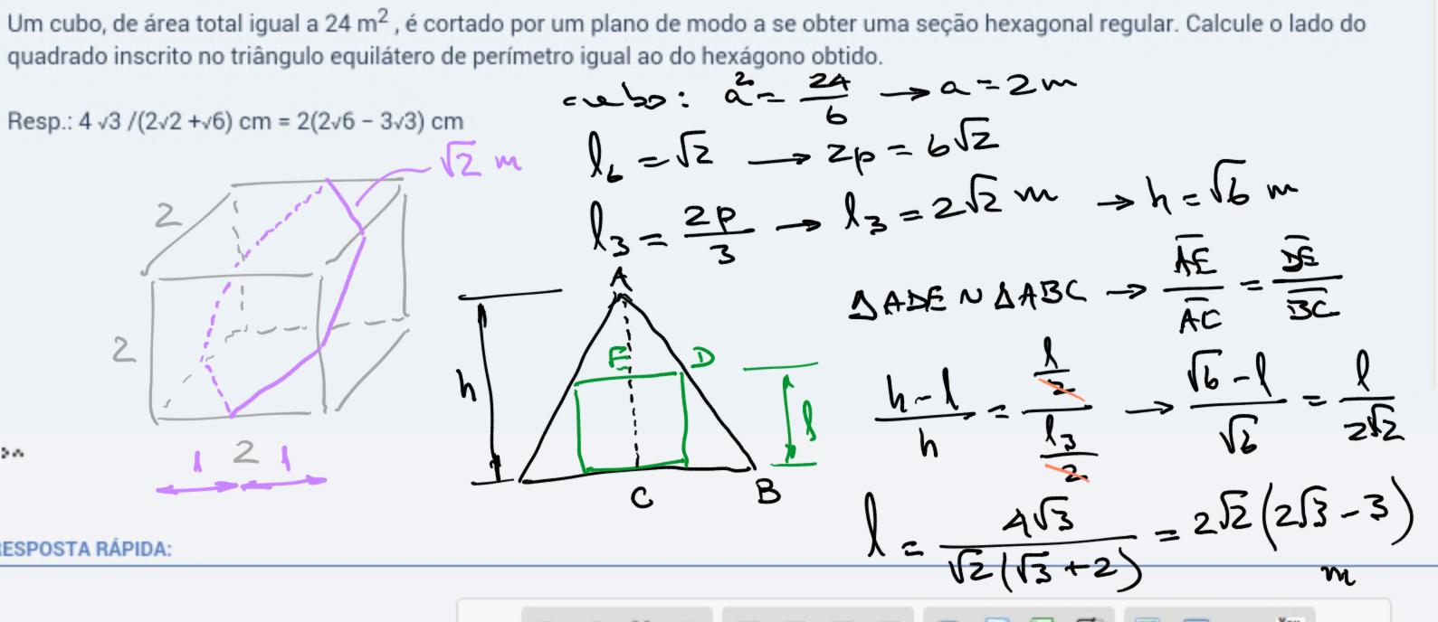 Geometria espacial. 2ebuzbk