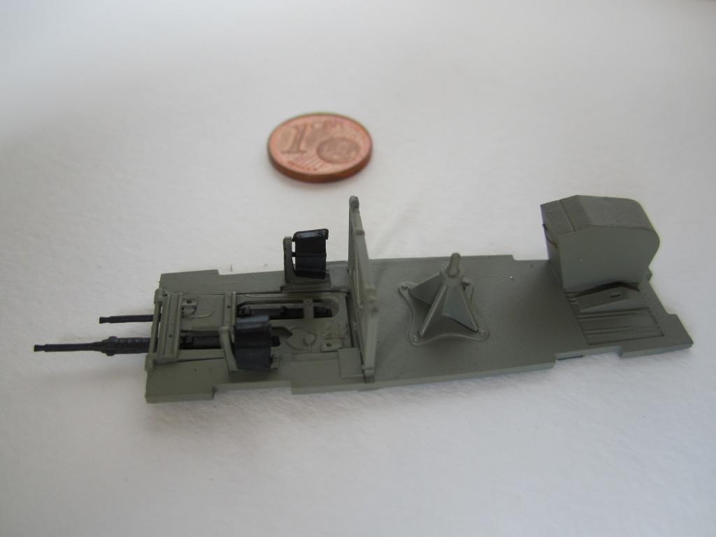 Messerschmitt BF-110 C 1/48 Eduard 2eohc80