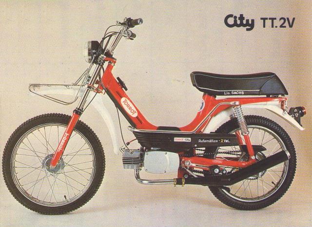 Mi Torrot City TT 2v 2hgxv88
