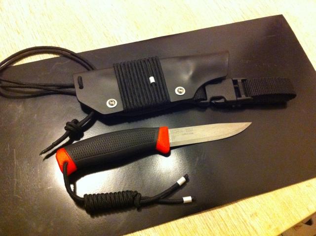 Morakniv Craftsmen knife 840 - Tuning  2hnrg9g