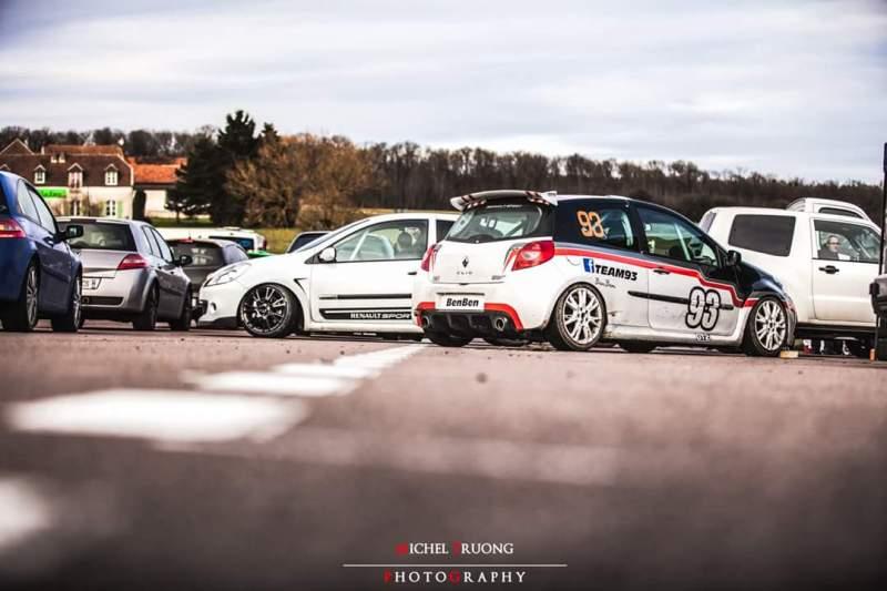 [ BenBen ] Clio 3 Cup X85 & 147 GTA 2hy16g