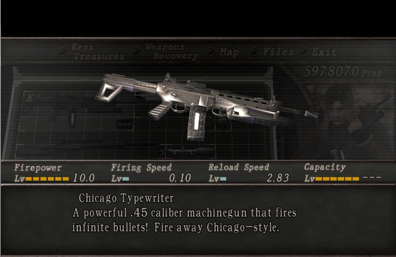 [OFFLINE] Bear Commander y Sniper rifle (RE6) HD 2i1o1l3