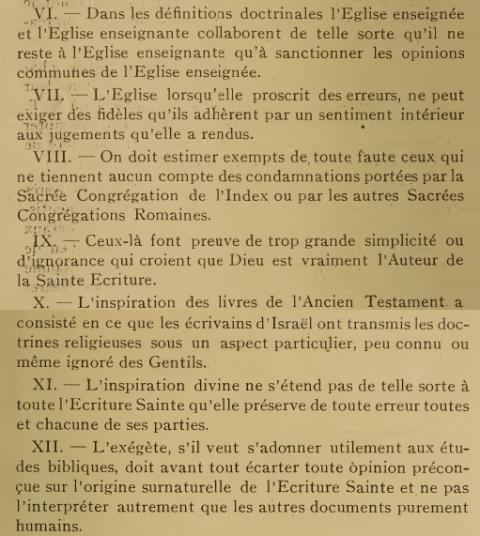 Décret «Lamentabili sane exitu» de Saint Pie X, du  3 juillet 1907 2i7saxi