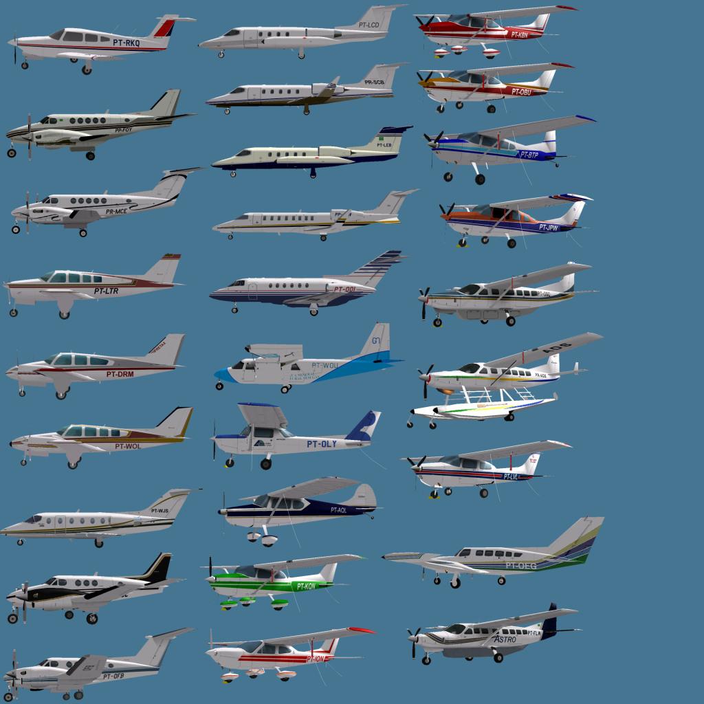 Tráfego - Trafego Brasil aviacao geral 2ihw1ns