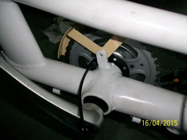 Proceso electrificación triciclo 2ijom04