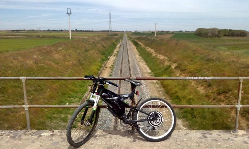 Presenta tu bici eléctrica 2ika25e