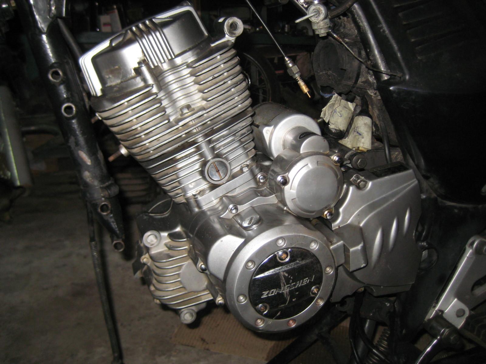 Продам двигатель с мотоцикла Zongshen ZS200GS (ZS167FML) 200куб 2j10l5h