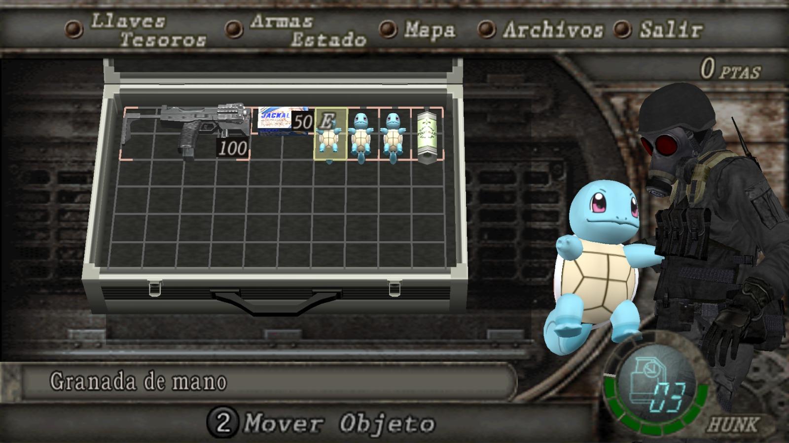 Pikachu,Charmander,Bulbasaur,Squirtle - Pokémon X/Y (N3DS) - por granadas 2j4253l