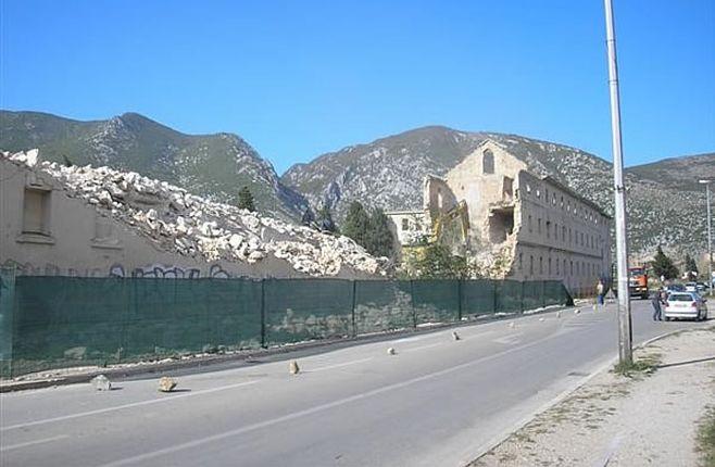 Mostar Severni logor 89/90 2lvbomt