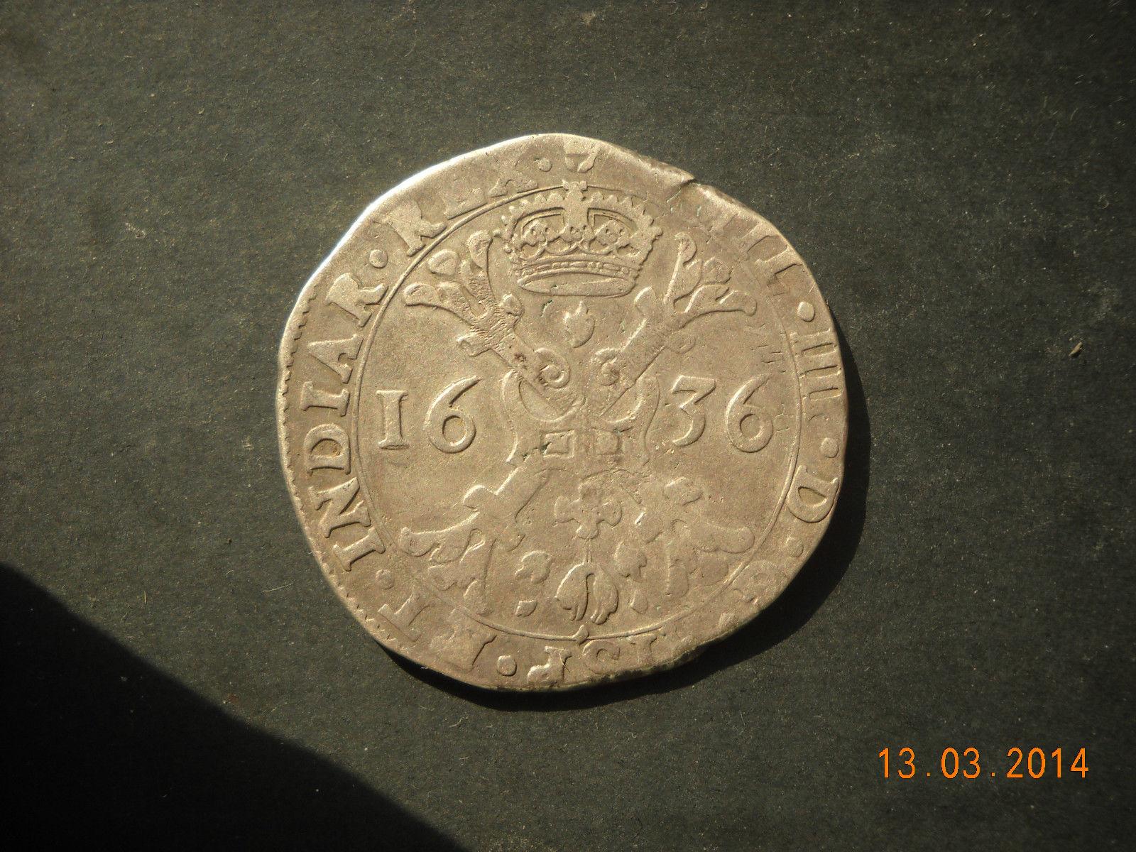 Patagón de 1636, Felipe IV. Ducado de Brabante, ceca de Amberes 2lxzaqd