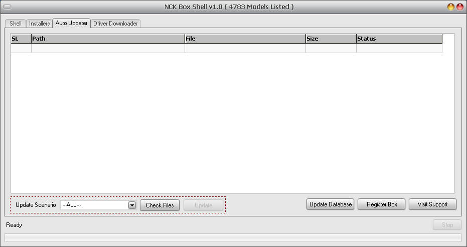 NCK Box Shell v1.0 Making Things Easy for Our Valuable Users 2m4a839