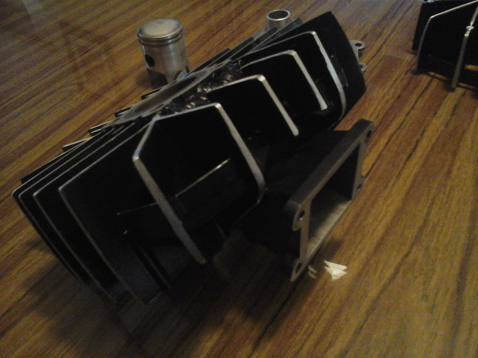 Mejorando cilindro Puch 50 4V 2m5csj7