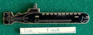 """Sous-marins """"Projet 941 Akula"""", insignes et médailles 2mespy8"""