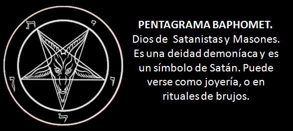 EL PENTAGRAMA ES BAPHOMET 2nge9he