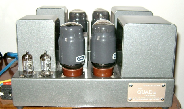 QUAD - Acoustical MFG & Co. 2nixl00