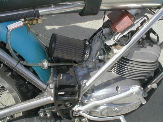 Una Bultaco muy especial: la Optaco 2nj8z8i