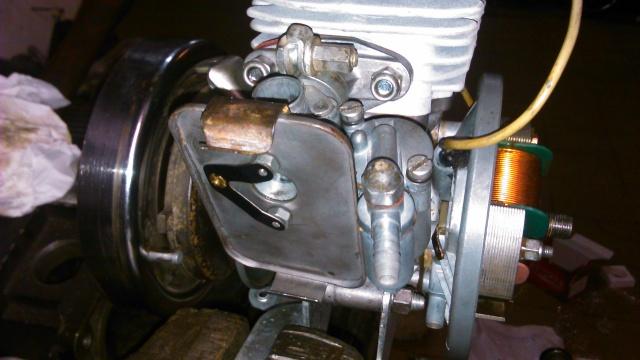 Reparación para restauración en Mobylette AV-88 (Rodamientos, retenes, cilindro...) 2nsmddt