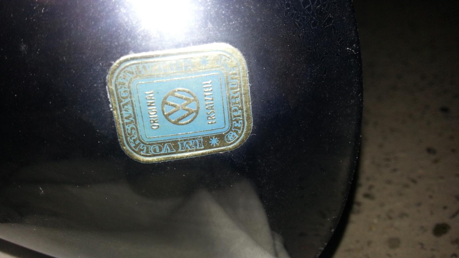 Volkswagen Buba branik  2nvv22p