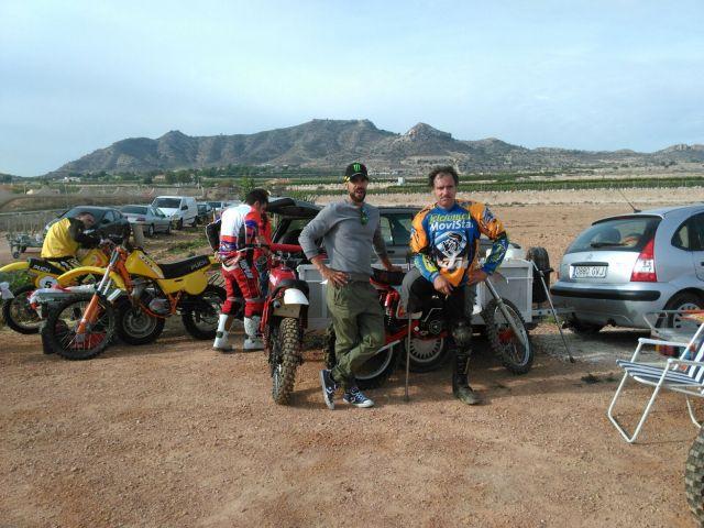 Quedada Motocross 50/80cc Elche 2q4046x
