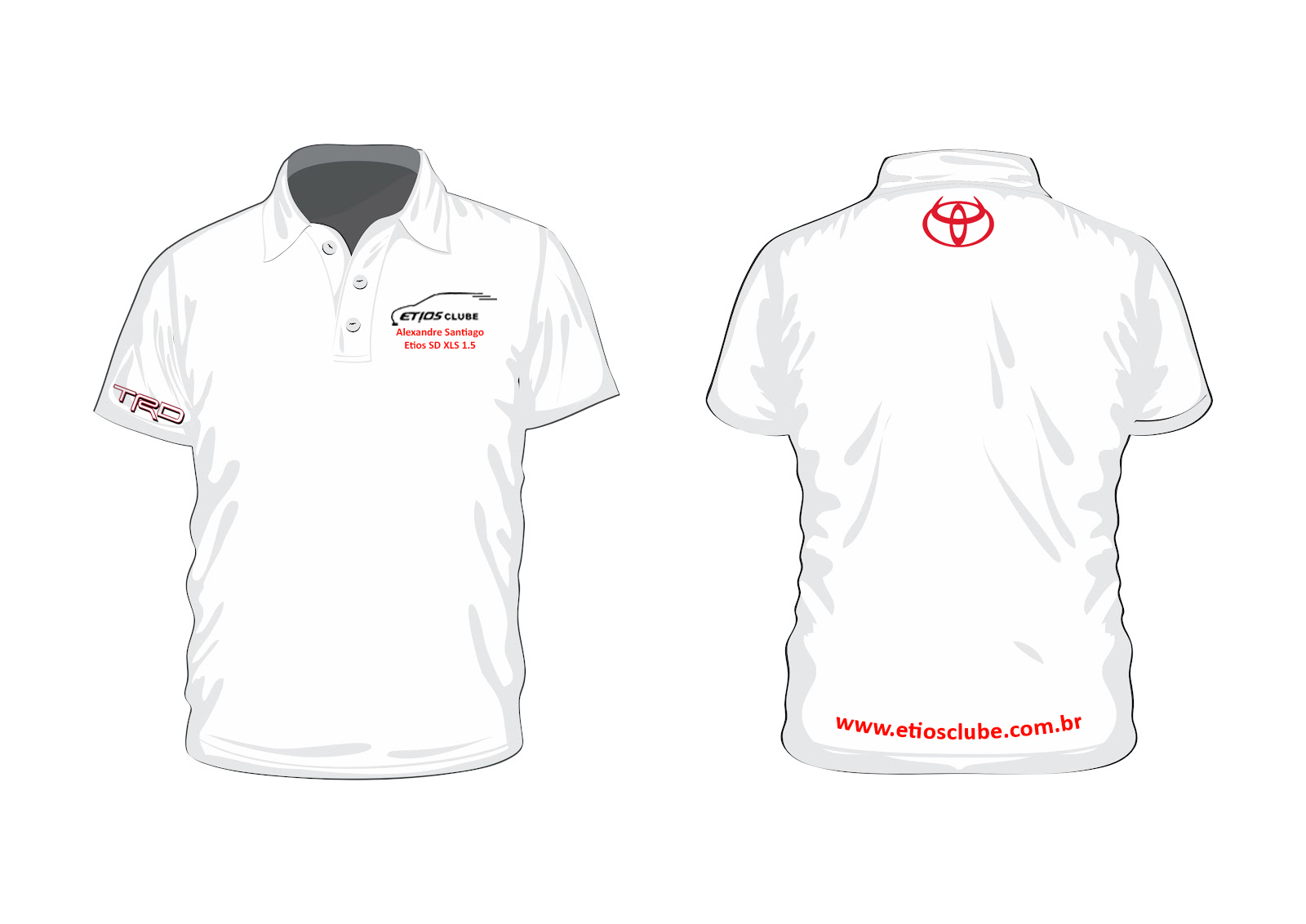 Novo Modelo de Camiseta do Clube 2qn1ov7