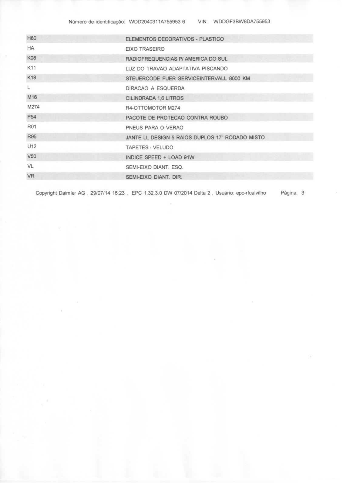 (CL203): Diferenças entre versões 2qu26u9