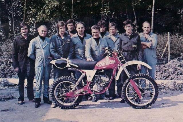 "Bultaco Pursang 125 ""Parabellum"" 2r6dv28"