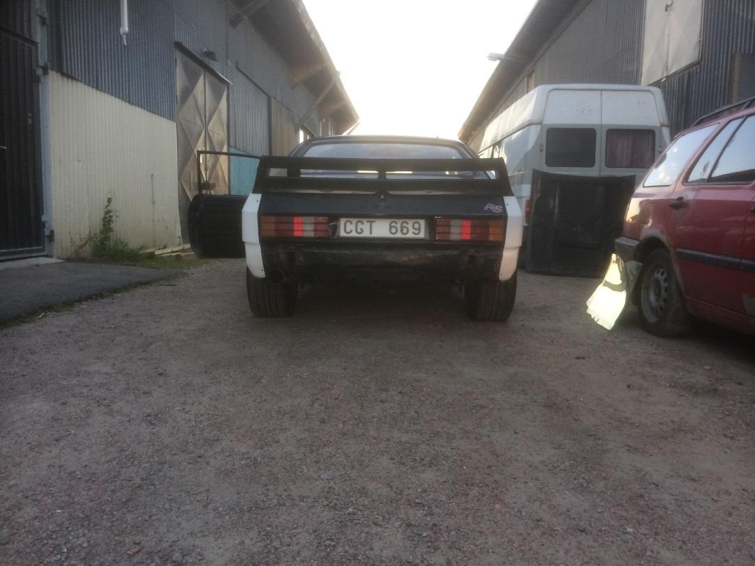 Håcke - Ford Capri Turbo Bromsad 502,2whp 669,9wnm 2r7lxqu