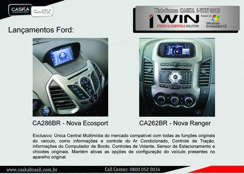 Central Multimídia Aikon - Ecosport 2014 2rzwiz6