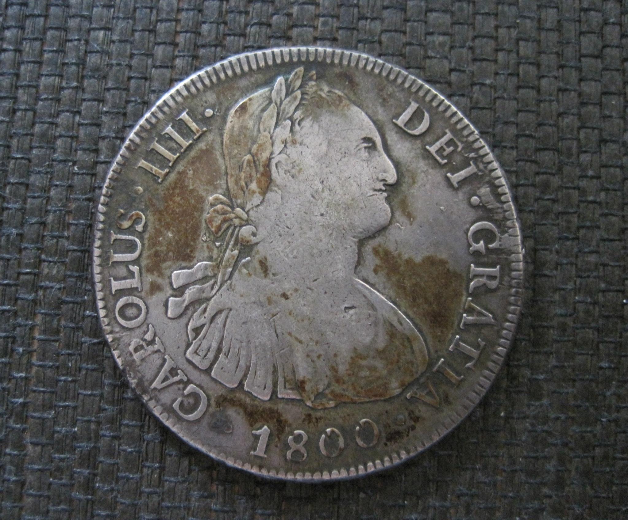 8 Reales 1800 de Potosí 2sb4w8n