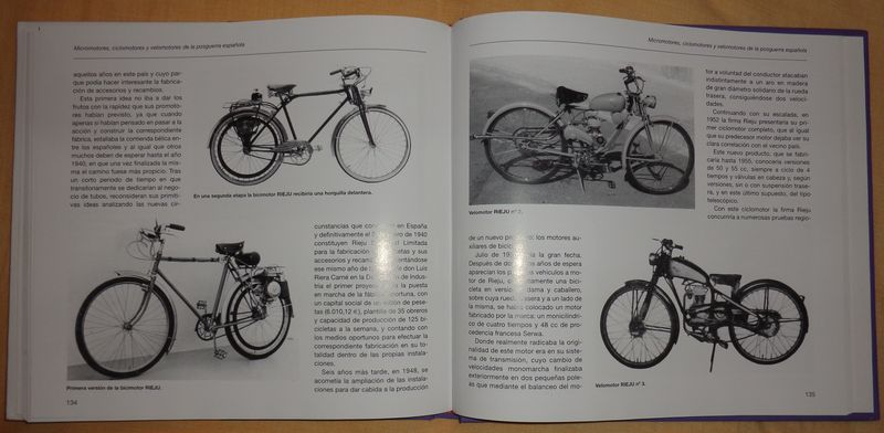 ciclomotor Rieju modelo nº2 2u3wqky