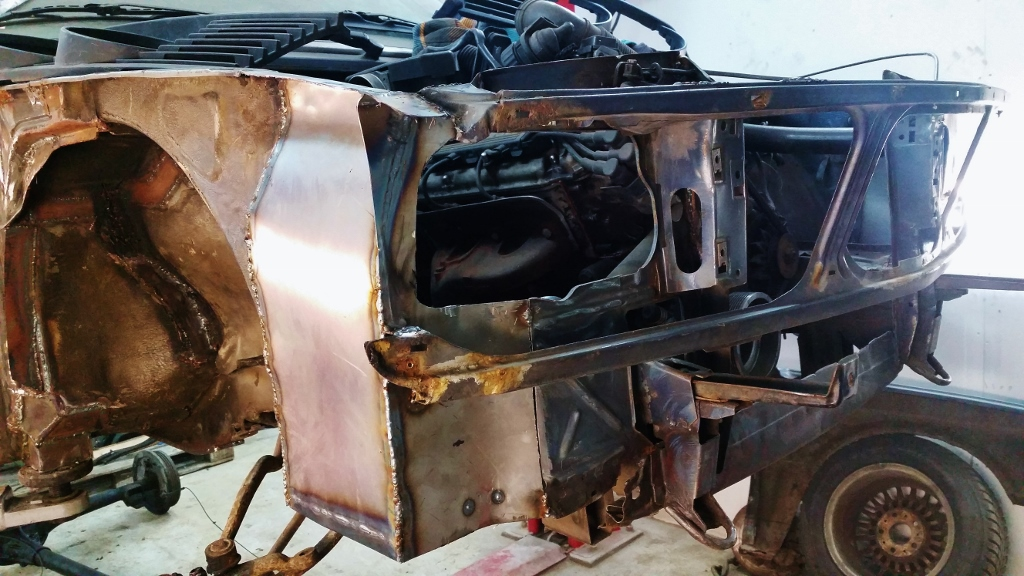 Börre: Bmw e28 Rebuilding // KalsongBlå Saab - Sivu 2 2ue2nhi